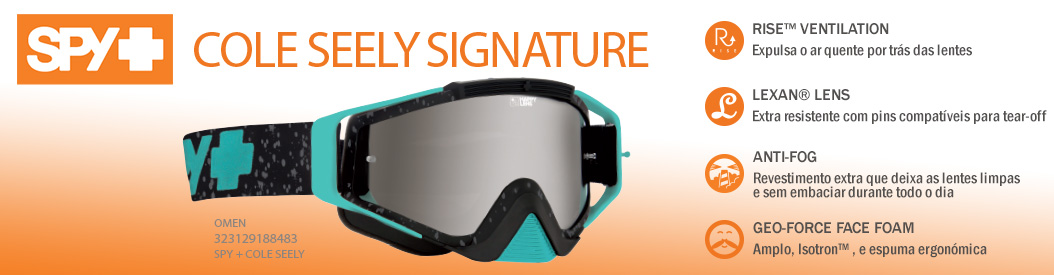 SPY - COLE SEELEY SIGNATURE