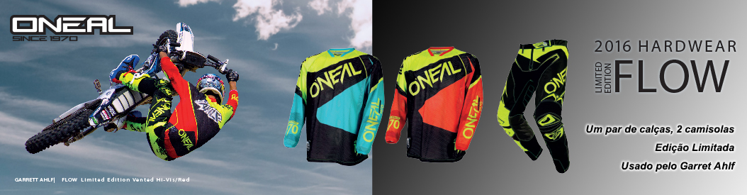 Oneal Limited edition - FLOW