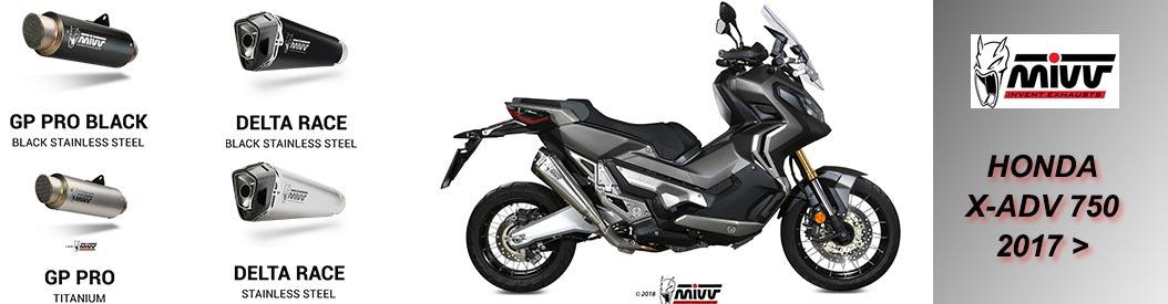 MIVV - Honda X-ADV