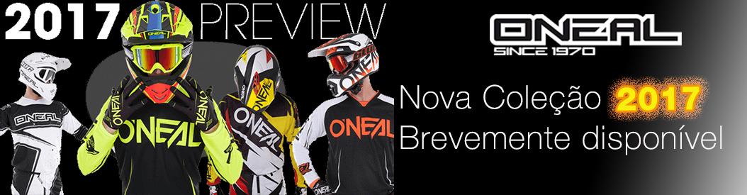 ONEAL - Nova coleção brevemente