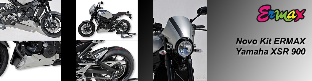 Novo Kit ERMAX Yamaha XSR 900